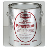 Dunham 39 s superior paints for Exterior polyurethane wood finish